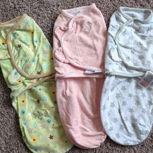 Swaddle Me small swaddles